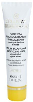 Collistar Special Combination And Oily Skins máscara para pele oleosa
