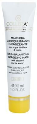 Collistar Special Combination And Oily Skins maska pro mastnou pleť