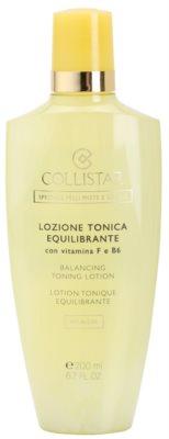 Collistar Special Combination And Oily Skins água de limpeza para pele mista e oleosa