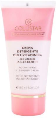 Collistar Special Active Moisture creme de limpeza para pele normal a seca