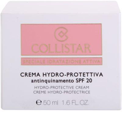 Collistar Special Active Moisture lotiune protectoare hidratanta SPF 20 4