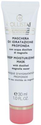 Collistar Special Active Moisture hidratáló és világosító maszk