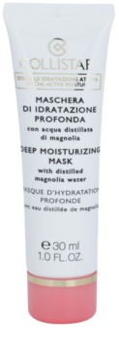 Collistar Special Active Moisture хидратираща и озаряващ маска