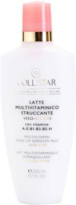 Collistar Special Active Moisture Loção desmaquilhante para pele normal e seca