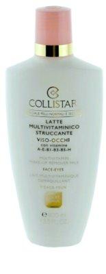 Collistar Special Active Moisture лосион за почистване на фон дьо тен за нормална към суха кожа