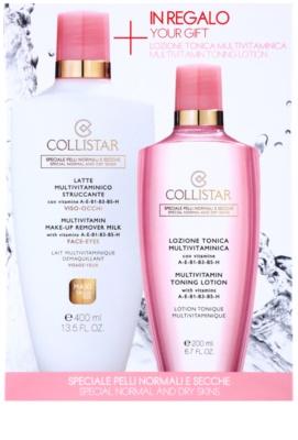 Collistar Special Active Moisture kosmetická sada I.