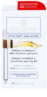 Collistar Pure Actives ulei esential cu omega 3 si 6 complex 2