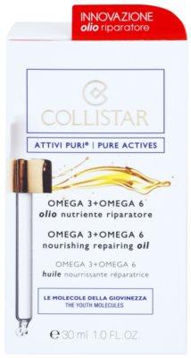 Collistar Pure Actives aceite esencial con complejo omega 3 y 6 2