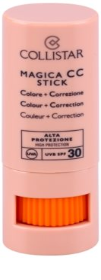 Collistar Sun Protection водоустойчив коректор SPF 30