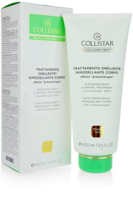 Collistar Special Perfect Body gel corporal reductor 1