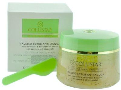 Collistar Special Perfect Body Reinigungskörperpeeling mit Meersalz