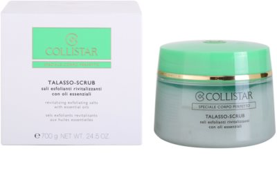 Collistar Special Perfect Body revitalizáló peeling testre 3
