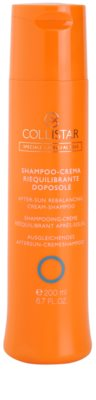 Collistar Hair In The Sun kremowy szampon po opalaniu