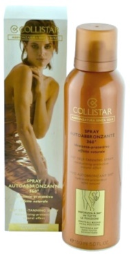 Collistar Self Tanners önbarnító spray