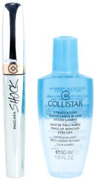 Collistar Mascara Shock kozmetični set II. 1