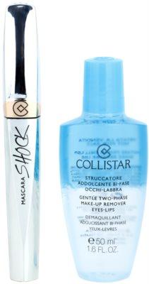 Collistar Mascara Shock Kosmetik-Set  II. 1