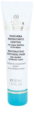 Collistar Special Hyper-Sensitive Skins nyugtató és regeneráló maszk