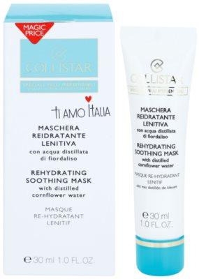 Collistar Special Hyper-Sensitive Skins regenerierende und feuchtigkeitsspendende Gesichtsmaske 1