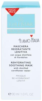 Collistar Special Hyper-Sensitive Skins nyugtató és regeneráló maszk 2
