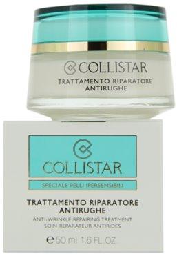 Collistar Special Hyper-Sensitive Skins creme de dia e noite para tratamento antirrugas para pele sensível
