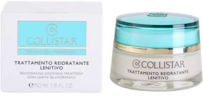 Collistar Special Hyper-Sensitive Skins хидратираща и успокояваща грижа за много чувствителна кожа 3