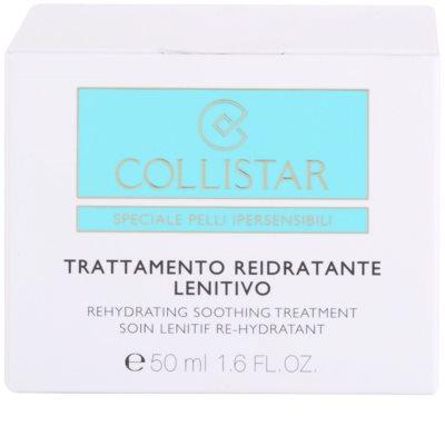 Collistar Special Hyper-Sensitive Skins tratament relaxant de hidratare pentru piele foarte sensibila 4