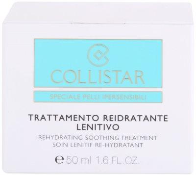 Collistar Special Hyper-Sensitive Skins хидратираща и успокояваща грижа за много чувствителна кожа 4