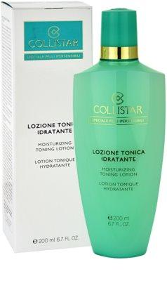 Collistar Special Hyper-Sensitive Skins tonificante de pele