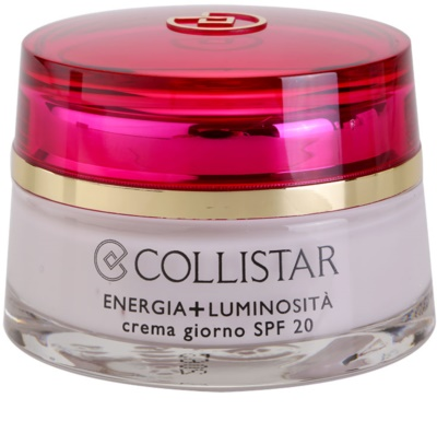 Collistar Special First Wrinkles дневен крем против бръчки  SPF 20