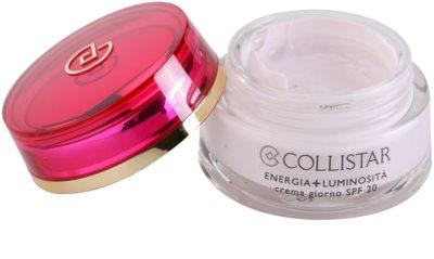 Collistar Special First Wrinkles nappali ránctalanító krém SPF 20 1