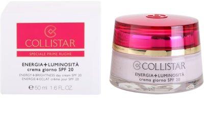Collistar Special First Wrinkles denní protivráskový krém SPF 20 3