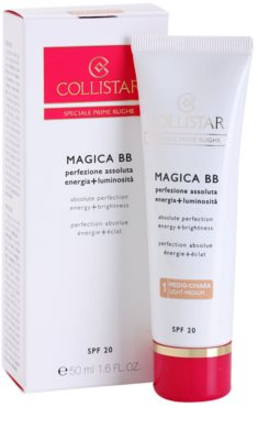 Collistar Special First Wrinkles crema BB  antiarrugas 1