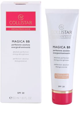 Collistar Special First Wrinkles crema BB  antiarrugas 2
