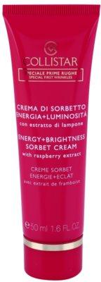 Collistar Special First Wrinkles creme de dia iluminador para primeiras rugas