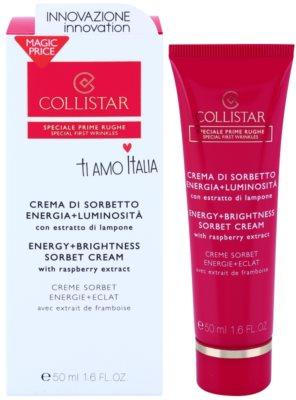 Collistar Special First Wrinkles crema de zi radianta pentru primele riduri 1