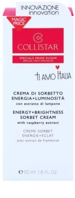Collistar Special First Wrinkles crema de zi radianta pentru primele riduri 2