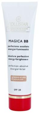 Collistar Special First Wrinkles BB Creme für ein makelloses und gleichmäßiges Aussehen der Haut mit Antifalten-Effekt