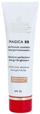 Collistar Special First Wrinkles BB creme para pele perfeita e unificada com efeito antirrugas