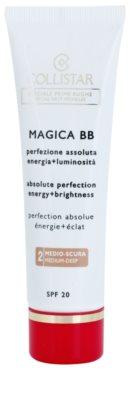 Collistar Special First Wrinkles Crema BB ce ofera aspect perfect pielii cu efect antirid