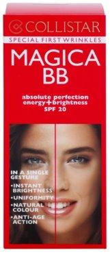 Collistar Special First Wrinkles Crema BB ce ofera aspect perfect pielii cu efect antirid 2