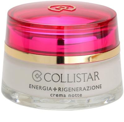 Collistar Special First Wrinkles creme de noite regerenador fortificante para pele sensível