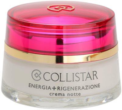 Collistar Special First Wrinkles нощен регенериращ стягащ крем  за чувствителна кожа на лицето
