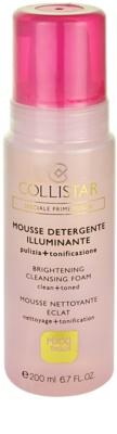 Collistar Special First Wrinkles spuma de curatat pentru piele sensibila