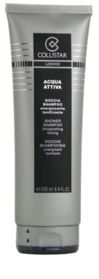 Collistar Acqua Attiva šampon pro muže