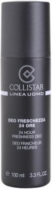 Collistar Man dezodorant w sprayu zapewniający 24-godzinną ochronę