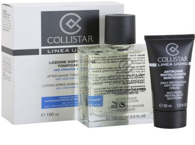 Collistar Man козметичен пакет  III.