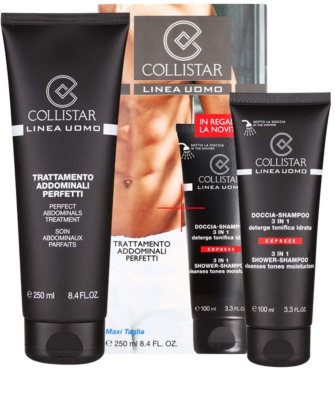 Collistar Man Kosmetik-Set  VII.