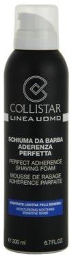 Collistar Man espuma de afeitar para pieles sensibles