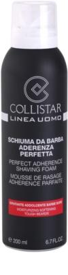 Collistar Man піна для гоління зі зволожуючим ефектом