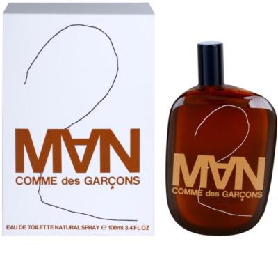 Comme Des Garcons 2 Man toaletna voda za moške